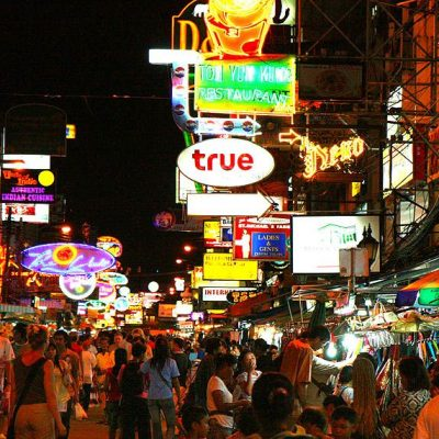 Ridiculousness on Khao San Road