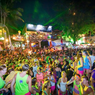 Full Moon Party Tips