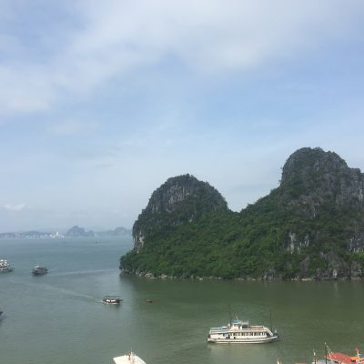 Halong Bay in Pictures