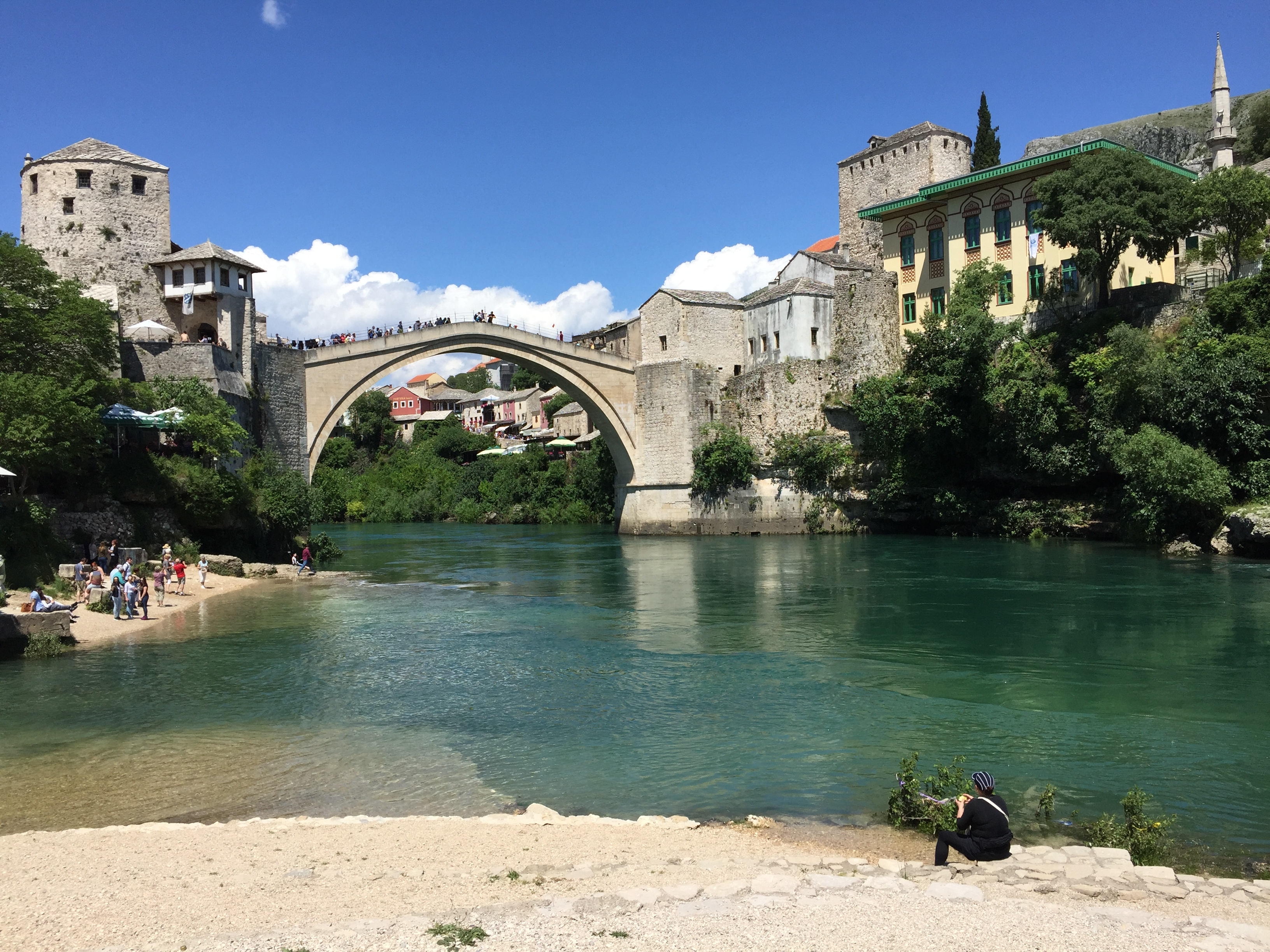 Mostar stari most bridge