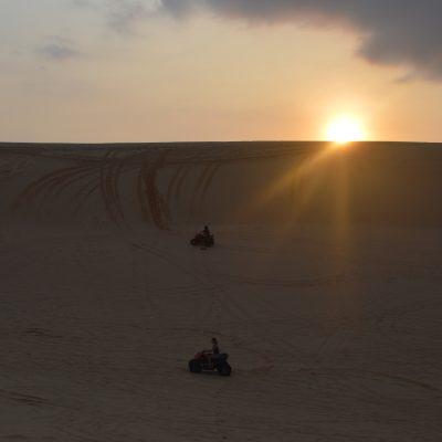 Sand Duning in Mui Ne