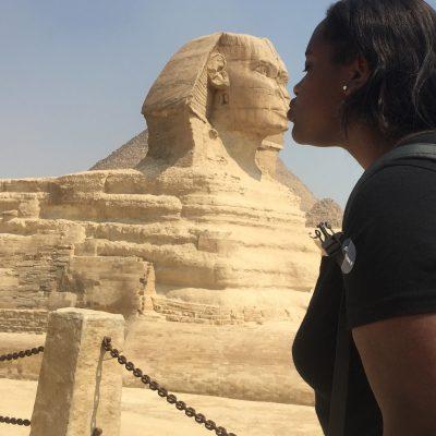 Solo Female Travel in Egypt
